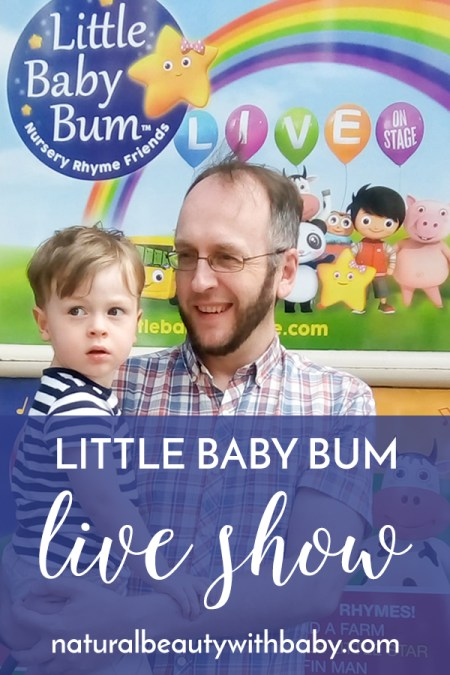 Read my full review of the Little Baby Bum Live Show! A fantastic live show for older babies and toddlers based on the popular 3D animations.