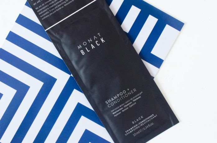 Monat Black Shampoo + Conditioner