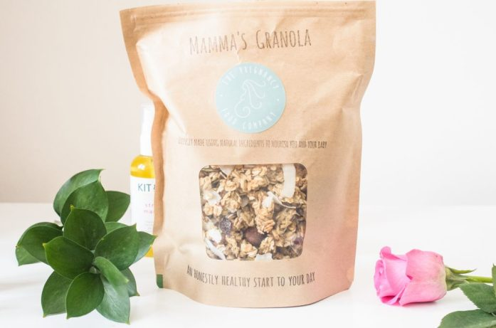 The Pregnancy Food Co. Mamma's Granola