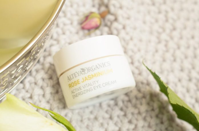 Alteya Organics Energizing Eye Cream