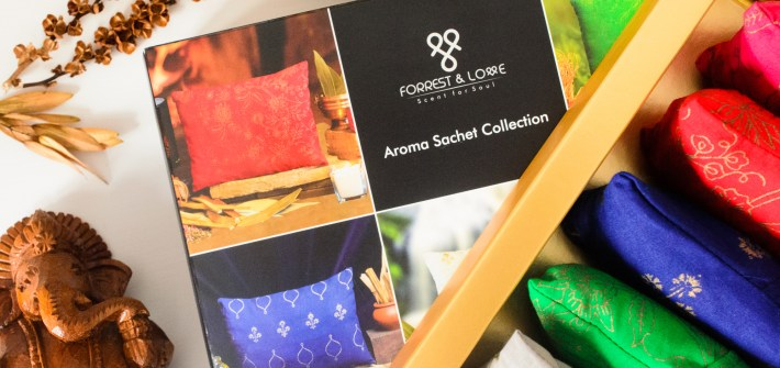 Forrest & Love Aroma Sachet Collection