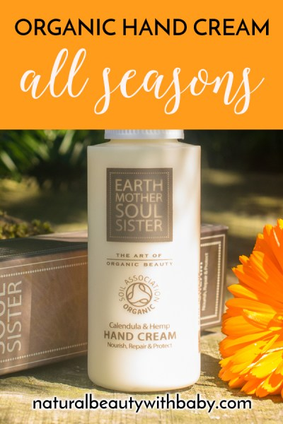 Earth Mother Soul Sister Hand Cream is the perfect hand cream for both winter and summer. Certified organic, full of beneficial ingredients, and effective. Read my full review!