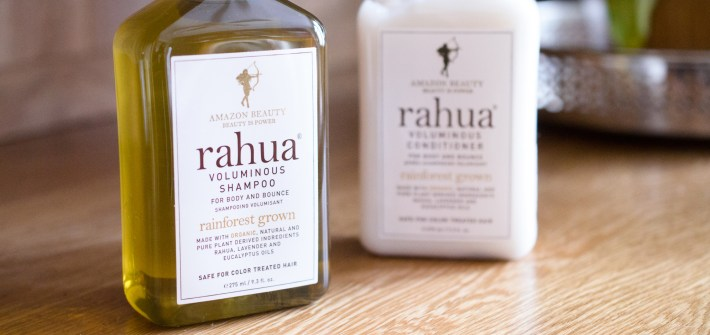 Rahua Voluminous Shampoo & Conditioner review
