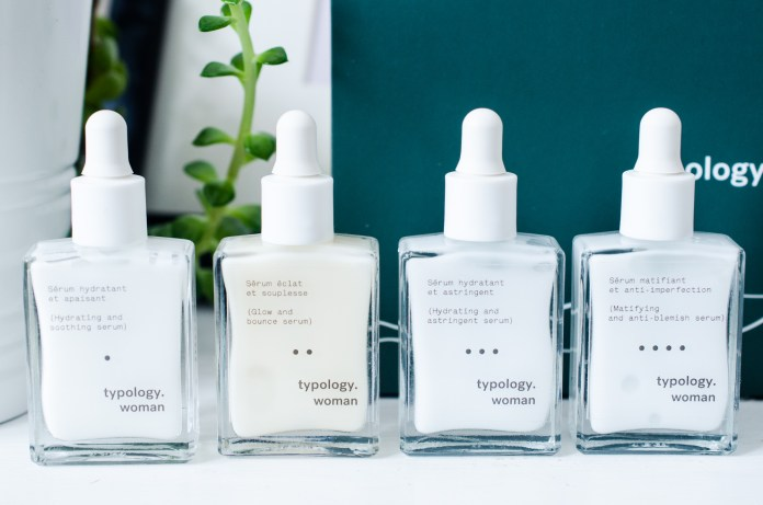 Typology Woman - Periodic Serums