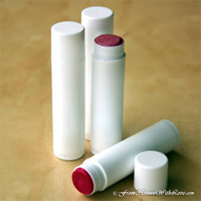 Holiday Projects: Lip Balms