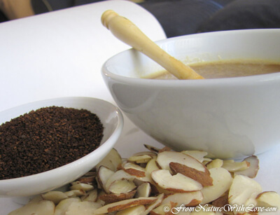 Cafe Almond Sugar Scrub