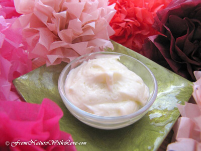Rainforest Flower Body Cream