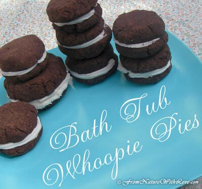 Bath Tub Whoopie Pies