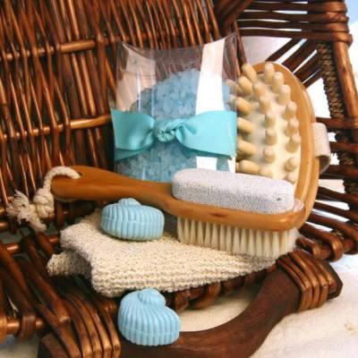 Natural Fibers for Bath & Body