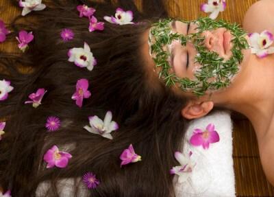 Garden Spa: Fresh Herb Facials