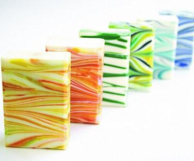 The Art of Soap by Debbie Chialtas