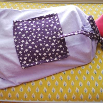 Aromatherapy Hot Water Bottle Cover