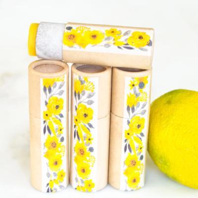 Jasmine Yuzu Solid Perfume Oil