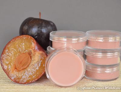 Coconut Plum Lip Balm