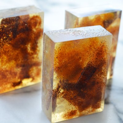 Exfoliating Mosaic Soap Bars