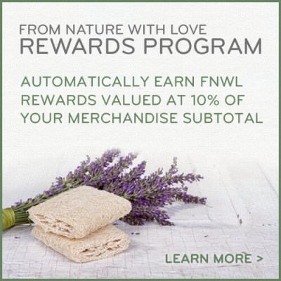 Introducing From Nature With Love's Rewards Program!