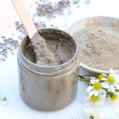 Lavender & Sea Clay Mask