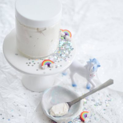 Shimmering Whipped Body Butter (Unicorn Body Butter)
