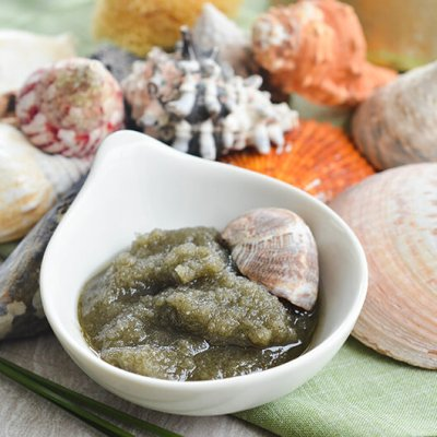 Kelp & Sea Salt Body Scrub