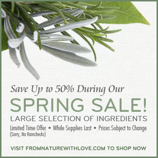 Spring Seasonal Sale