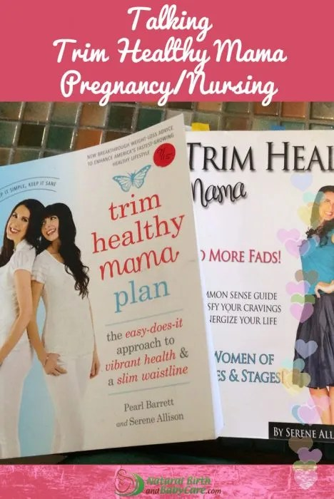 Trim Healthy Mama for Pregnancy
