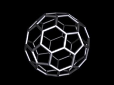 Carbon60 molecule