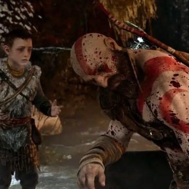 God of War: trapelato online un video inedito