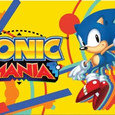 Sonic Mania Plus è stato annunciato!