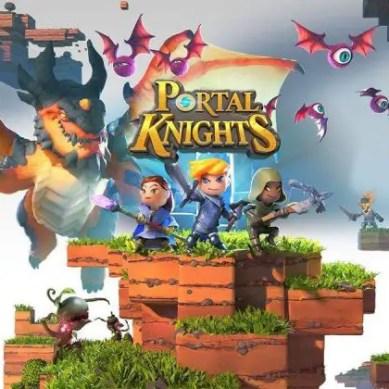 Portal Knights: data di uscita su Nintendo Switch