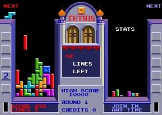 GAMEmorieS Tetris