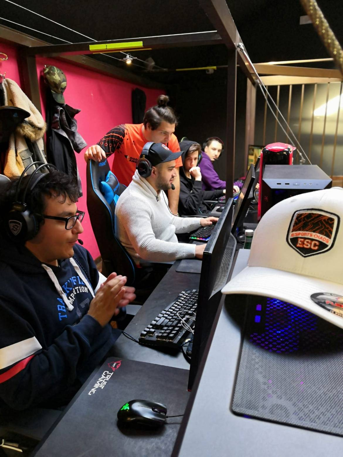 Counter Strike – Intervista al team ESC Gaming