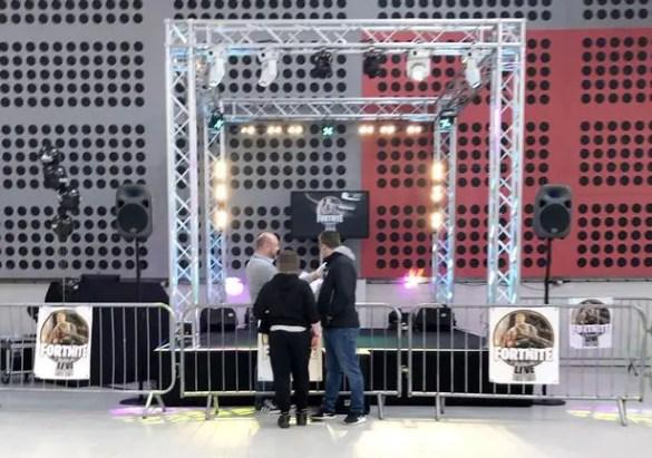 Fortnite Live, che disastro: visitatori chiedono rimborso biglietto