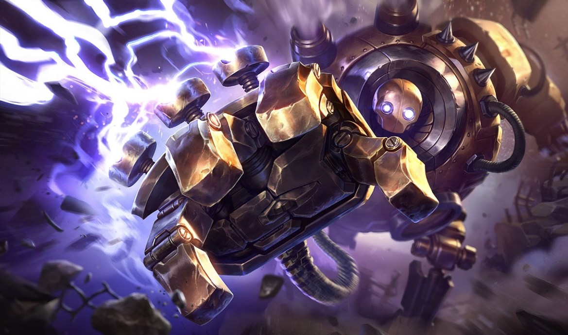 League of Legends – In arrivo grossi buff a Blitzcrank