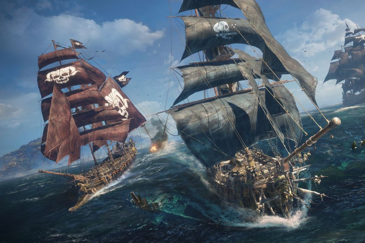 Skull and Bones – Rinviato al 2020