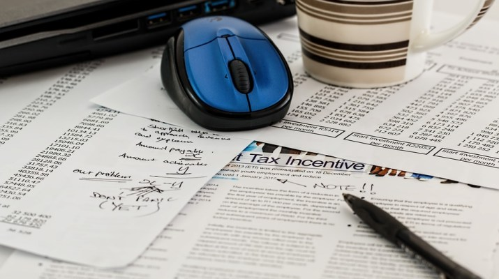 tax sheets