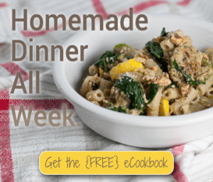 A week of summer stovetop dinner recipes + shopping list