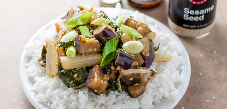 Ginger-lime veggie stir fry and more dinners from Natural Comfort Kitchen personal chef service