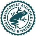 Proud Member of the Rainforest Alliance