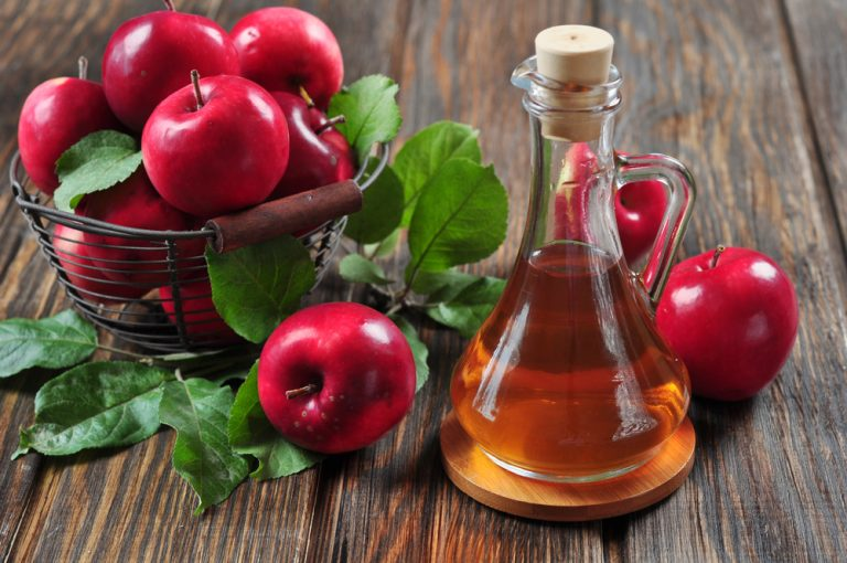 Vinagre de cidra de maçã