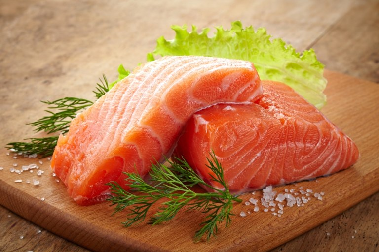 13 Amazing Health Benefits of Salmon