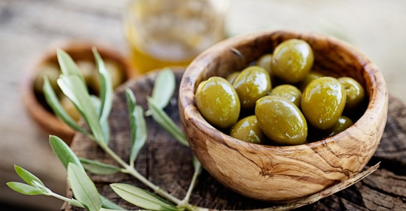 Olives health benefits