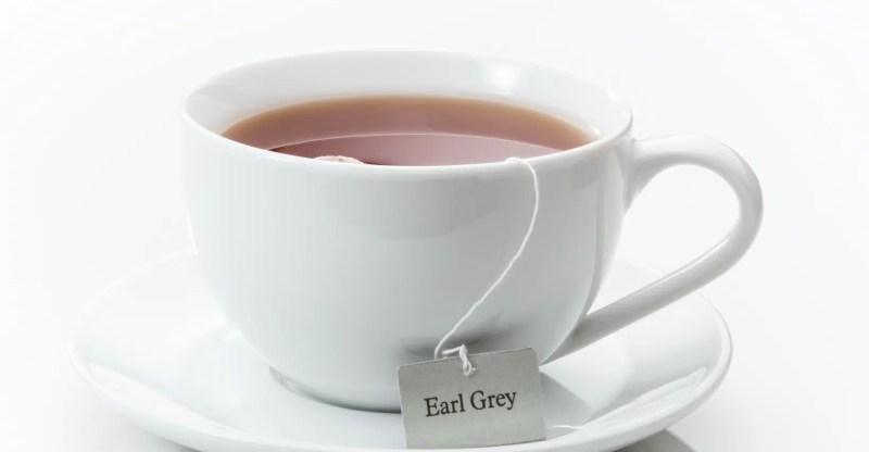 Earl Grey tea benefits