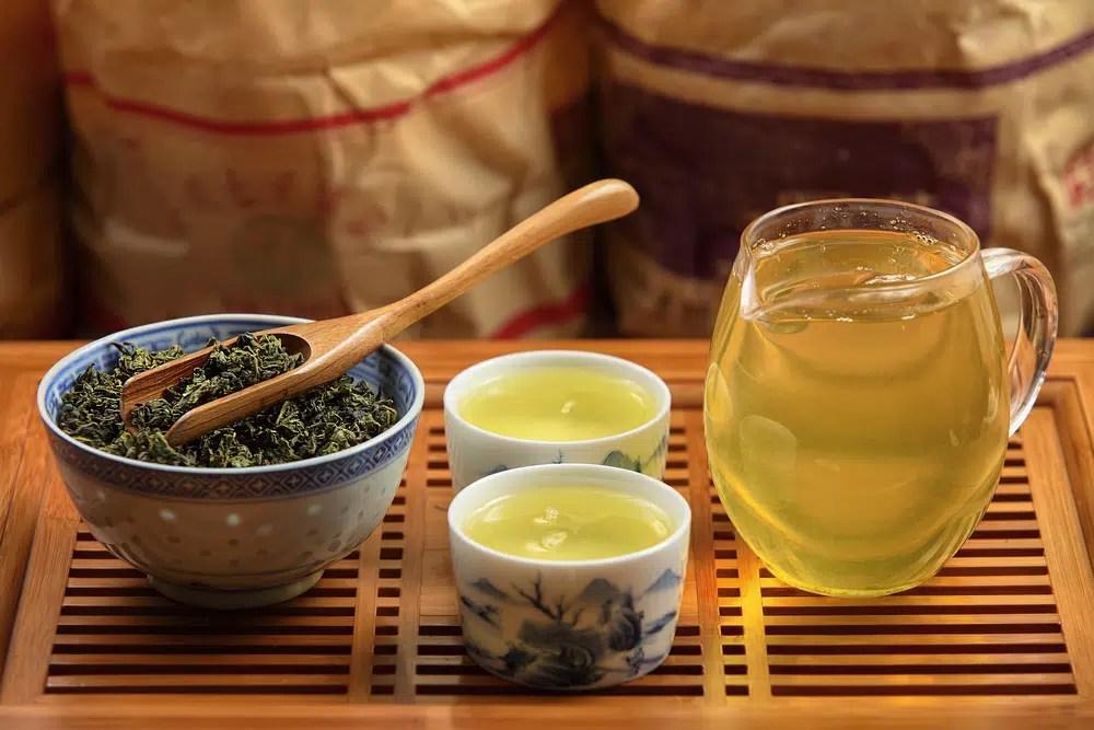 Maravilhosos benefícios para a saúde do chá de Oolong