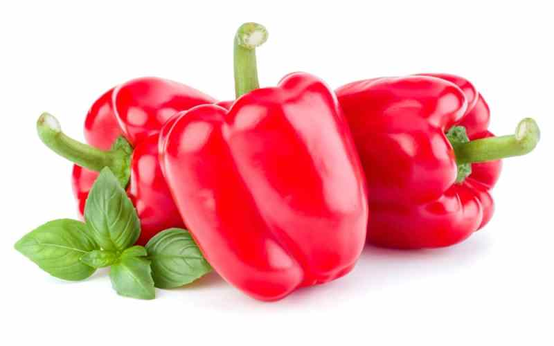 13 Amazing Health Benefits of Capsicum