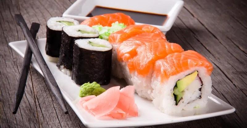 11 Amazing Health Benefits of Sushi