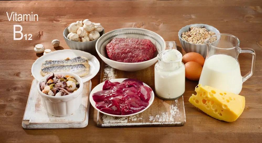 Benefícios surpreendentes para a saúde da vitamina B12