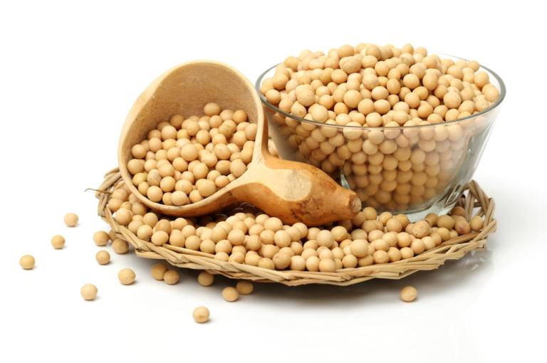 Soybeans health benefits