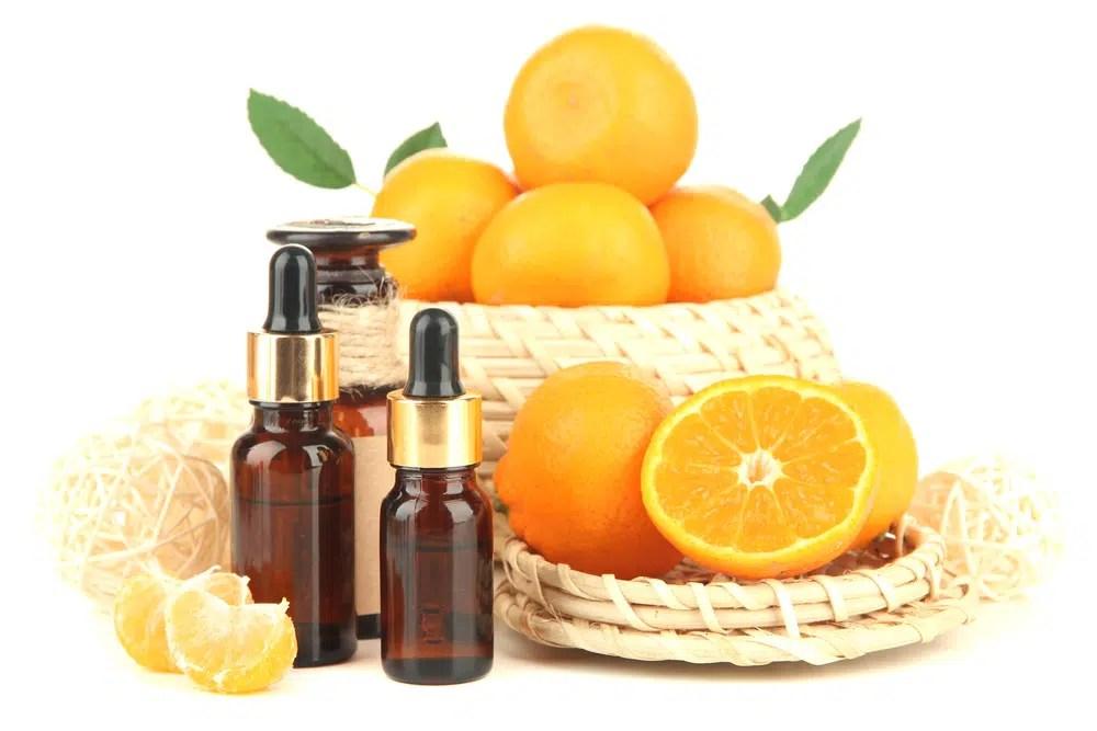 Benefícios do óleo essencial de tangerina
