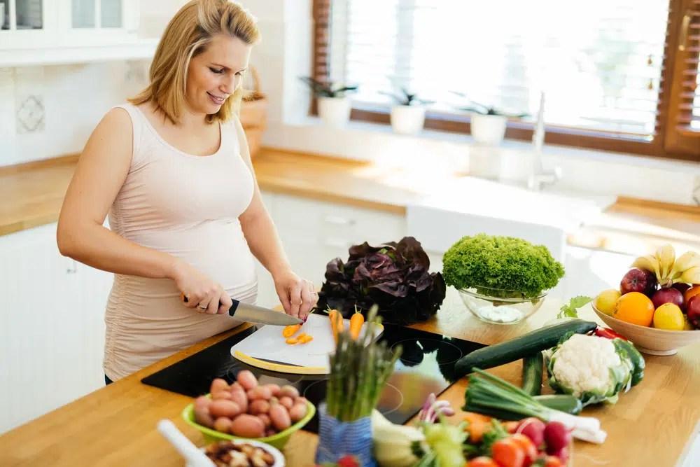 Benefícios para a saúde da beterraba durante a gravidez