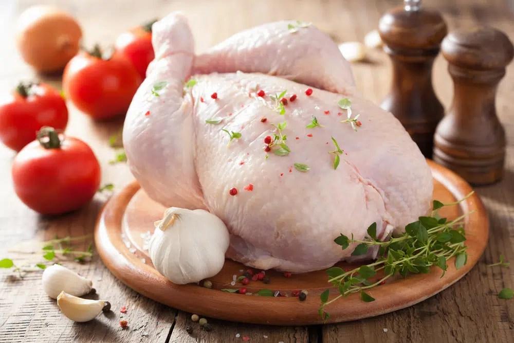 Benefícios para a saúde da galinha
